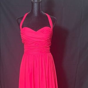 Alfred Angelo Redish Pink Prom Dress Size 2